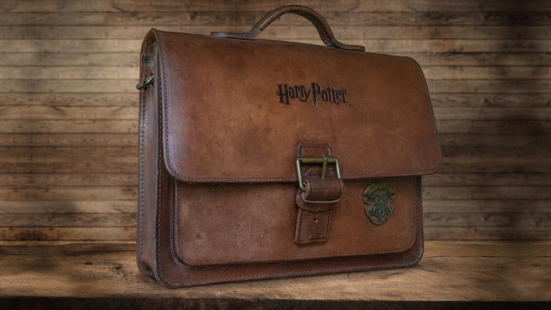 Officiel Harry Potter small satchel made by Ruitertassen.